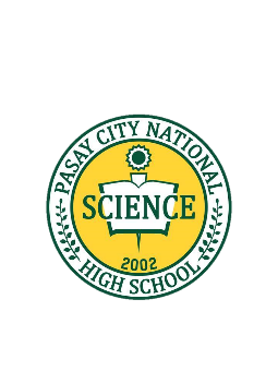 Pasay City National Science High School Official Logo